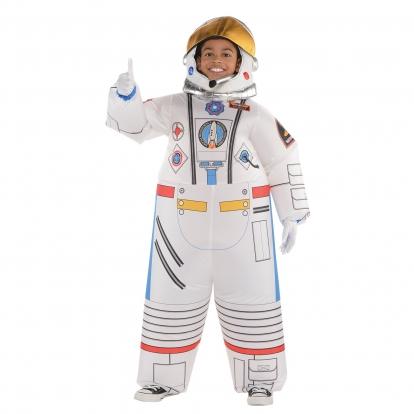 """Karnavalinis kostiumas """"Astronautas"""" (128 - 135 cm.)"""