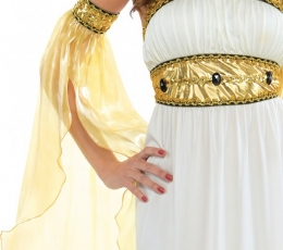 """Karnavalinis kostiumas """"Deivė"""" (135-152 cm.) 0"""