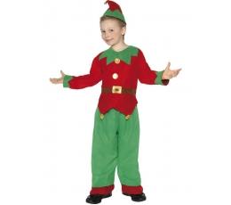 """Karnavalinis kostiumas """"Elfas"""" (120 - 130 cm.)"""