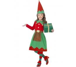 """Karnavalinis kostiumas """"Elfė"""" (130-143 cm.)"""