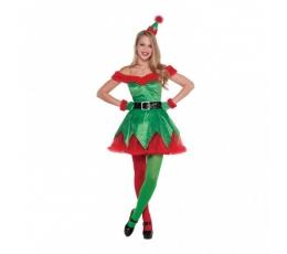 """Karnavalinis kostiumas """"Elfė"""" (165 - 175 cm./M)"""