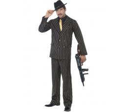 "Karnavalinis kostiumas ""Gangsteris"" (168-190 cm/L)"
