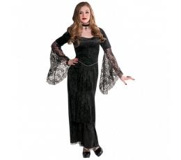 """Karnavalinis kostiumas """"Gotės suknelė"""" (162-174 cm.)"""