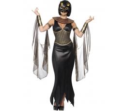 """Karnavalinis kostiumas """"Kačių deivė"""" (165-175 cm. /S)"""