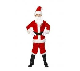 """Karnavalinis kostiumas """"Kalėdų senelis"""" (120 - 130 cm.)"""