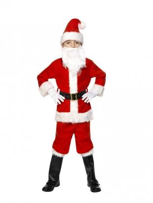 """Karnavalinis kostiumas """"Kalėdų senelis"""" (135 - 152 cm.)"""