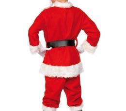 """Karnavalinis kostiumas """"Kalėdų senelis"""" (135 - 152 cm.) 0"""