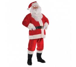 """Karnavalinis kostiumas """"Kalėdų senelis"""" (168-190 cm. L-XL)"""