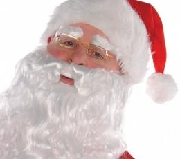 """Karnavalinis kostiumas """"Kalėdų senelis"""" (168-190 cm./ S) 1"""