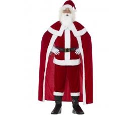 """Karnavalinis kostiumas """"Kalėdų senelis"""" (XL ( 168 - 190 cm.))"""