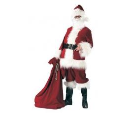 """Karnavalinis kostiumas """"Kalėdų senelis"""" (XXL/168-190 cm.)"""