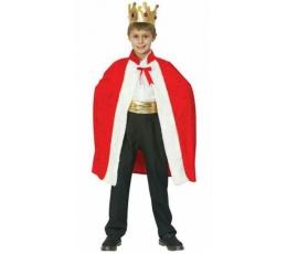 """Karnavalinis kostiumas """"Karalius"""" (122 - 134 cm.)"""