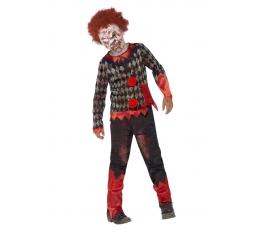 """Karnavalinis kostiumas """"Klounas"""" (116 - 122 cm.)"""