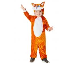"""Karnavalinis kostiumas """"Lapė- katė"""" (74 - 86 cm.)"""