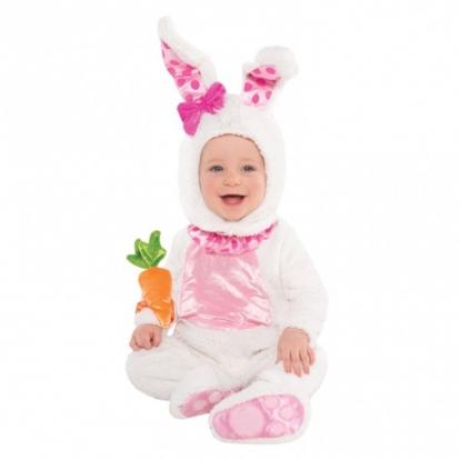 """Karnavalinis kostiumas """"Mažasis triušis"""" (67-74 cm.)"""