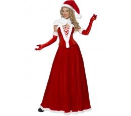 "Karnavalinis kostiumas ""Mis Santa"" (165-175 cm/S)"