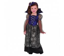 "Karnavalinis kostiumas ""Mis Voratinklis"" (94-104 cm.)"