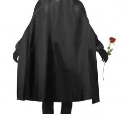 """Karnavalinis kostiumas """"Operos fantomas"""" (Dydis: M) 0"""