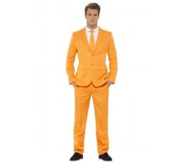 Karnavalinis kostiumas, oranžinis ( XL)