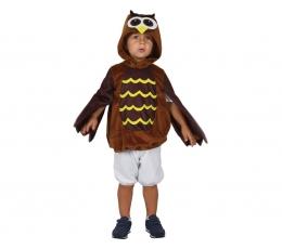 """Karnavalinis kostiumas """"Pelėda"""" (90 - 104 cm.)"""