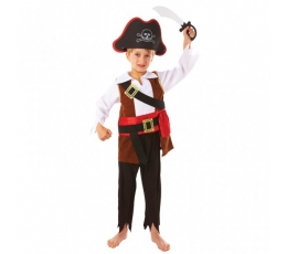 """Karnavalinis kostiumas """"Piratas"""" (116-128 cm)"""