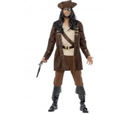 """Karnavalinis kostiumas """"Piratas"""" (168-190 cm/XL)"""