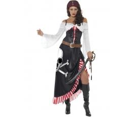 """Karnavalinis kostiumas """"Piratė"""" (165-175 cm./ M)"""