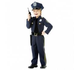 """Karnavalinis kostiumas """"Policininkas"""" (128-135 cm.)"""
