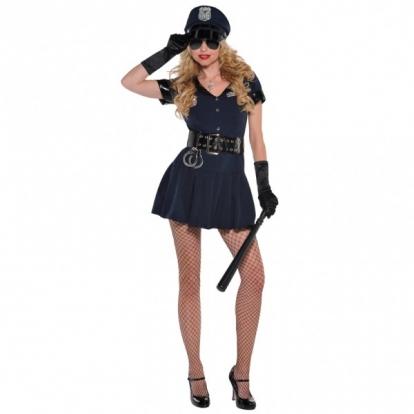 """Kostiumas """"Policininkė"""" (S)"""