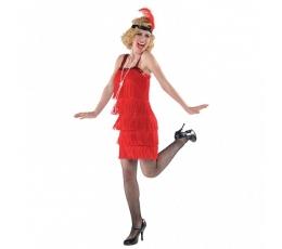 """Karnavalinis kostiumas """"Retro"""" (165-175 cm.)"""