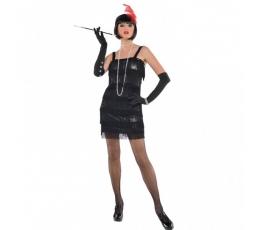 """Karnavalinis kostiumas """"Retro"""" (165-175 cm./S)"""