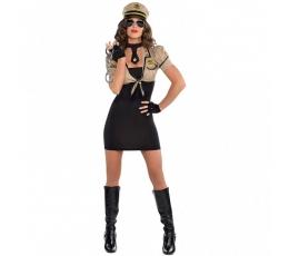 """Karnavalinis kostiumas """"Šerifė"""" (165-175 cm./M)"""