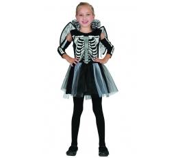 """Karnavalinis kostiumas """"Skeletas"""" (110 - 120 cm.)"""