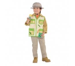 """Karnavalinis kostiumas """"Tyrinėtojas/a"""" (104 - 114 cm.)"""