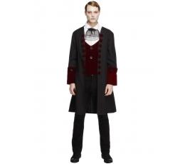 """Karnavalinis kostiumas """"Vampyras"""" (Dydis: M)"""