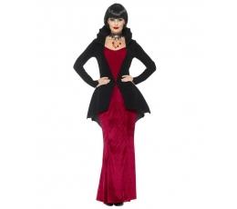 """Karnavalinis kostiumas """"Vampyrė"""" (Dydis: M)"""