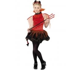 """Karnavalinis kostiumas """"Velniukė"""" (152 - 165 cm.)"""