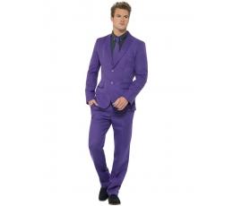 Karnavalinis kostiumas / violetinis (Dydis: XL)