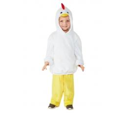 """Karnavalinis kostiumas """"Viščiukas"""" (74 - 86 cm.)"""