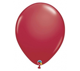 Kaštonų spalvos pasteliniai balionai (25 vnt./28 cm.Q11)