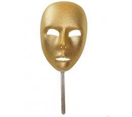 """Kaukė """"Fantomas""""/auksinė"""