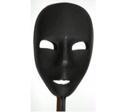 """Kaukė """"Fantomas""""/juoda"""