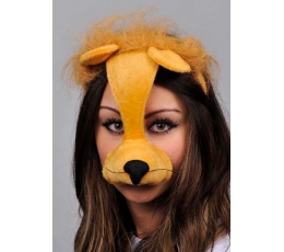 "Kaukė ""Liūtas"" su garsu"