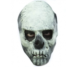 """Kaukė """"Tamsoje šviečiantis skeletas"""" (1 vnt.)"""