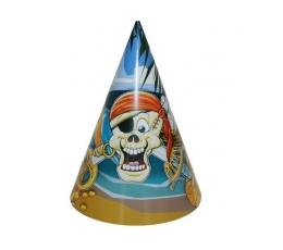 """Kepuraitė """"Piratas-kaukolė"""" ( 5 vnt.)"""
