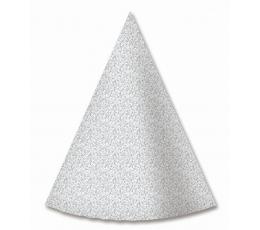 Kepuraitės / sidabrinės (6 vnt.)