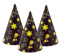 """Kepuraitės """"Žvaigždutės"""" (5 vnt.)"""