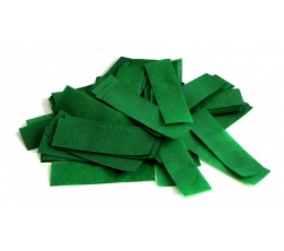 Konfeti popierinė žalia (100g)