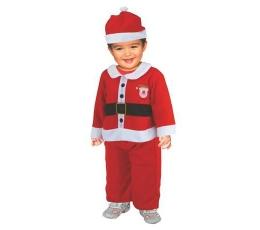 """Kostiumas karnavalinis """"Kalėdų senelis"""" (64 - 94 cm.)"""