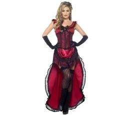 """Kostiumas """"Kabareto šokėja"""" (S)"""